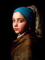 HS Portfolio 10  - Girl with the Pearl Earring